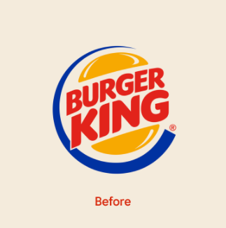 Burger King logo